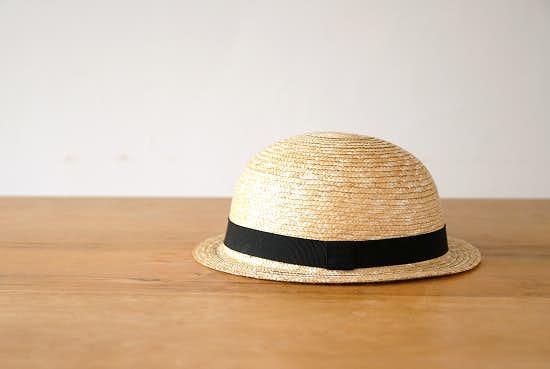 CLASKA/クラスカ/麦わら帽子(チャイルド)/頭囲52cmの商品写真