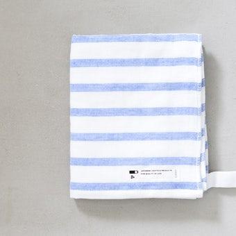 CLASKA/クラスカ/フェイスタオル(ブルー)の商品写真