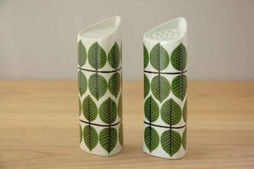 Gustavsberg/グスタフスベリ/ベルサ/BERSA/卓上調味料入れ(ソルト&ペッパー)セット/リンドベリデザインの商品写真