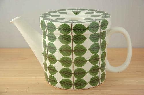 Gustavsberg/グスタフスベリ/ベルサ/BERSA/ティーポット/陶器製/スティグ・リンドベリデザインの商品写真