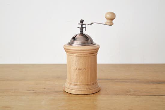 HARIO/ハリオ/コーヒーミル・コラム/コーヒー粉40g用の商品写真