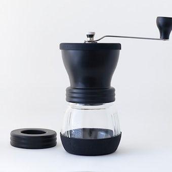 HARIO/ハリオ/セラミックコーヒーミル・スケルトン/コーヒー粉100g用の商品写真