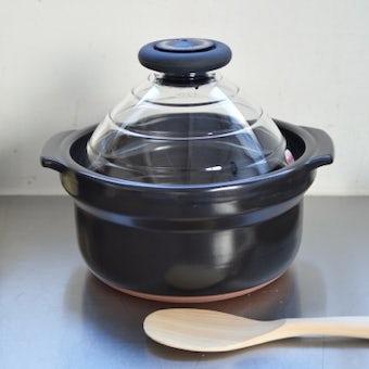 HARIO/ハリオ/炊飯用土鍋(3合用)の商品写真