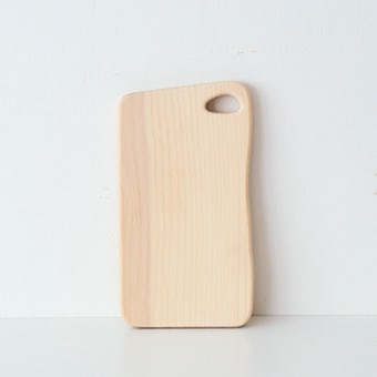 woodpecker/福井賢治/いちょうの木のまな板(中)の商品写真