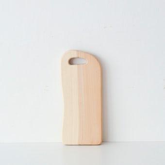 woodpecker/福井賢治/いちょうの木のまな板(小)の商品写真