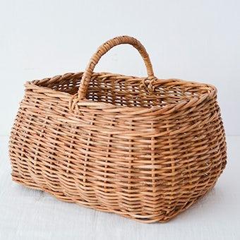 【次回10月ごろ入荷予定】Encachette/アンキャシェット/クロップバスケットの商品写真