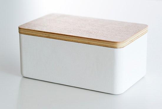 RIN/ウェットシートケース(ホワイト)の商品写真