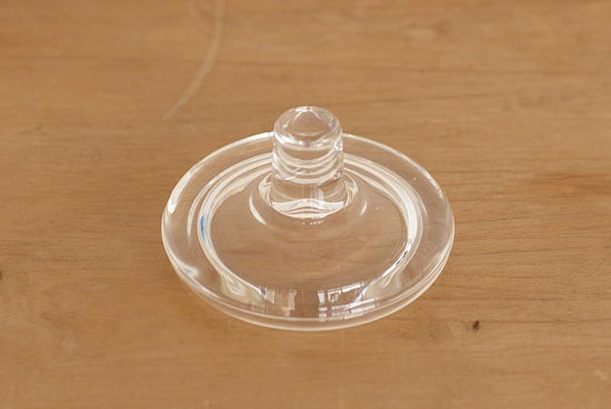 【在庫限り取扱終了】CHEMEX/ケメックス/ガラスの蓋(3人用・6人用兼用)の商品写真
