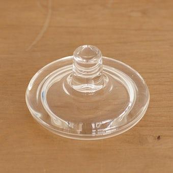 【取扱終了】CHEMEX/ケメックス/ガラスの蓋(3人用・6人用兼用)の商品写真