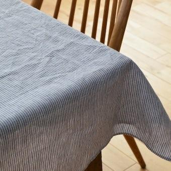 fog linen work/フォグリネンワーク/テーブルクロス/ストライプ(S)の商品写真