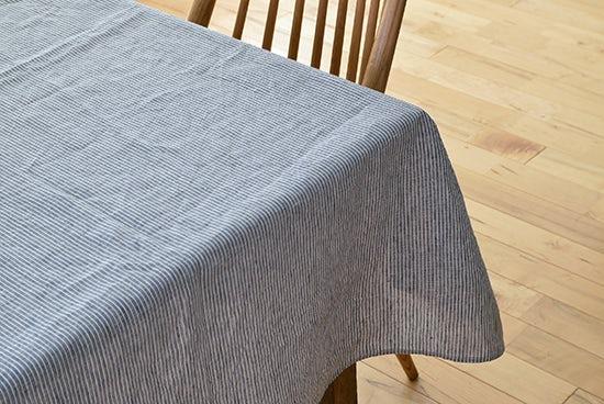 fog linen work/フォグリネンワーク/テーブルクロス/ストライプ(L)の商品写真