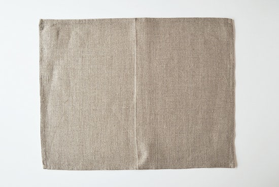 fog linen work/フォグリネンワーク/プレイスマット/ナチュラルの商品写真