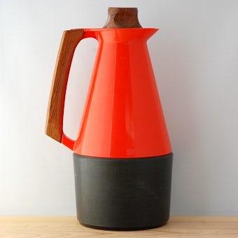 スウェーデンで見つけたヴィンテージ魔法瓶の商品写真