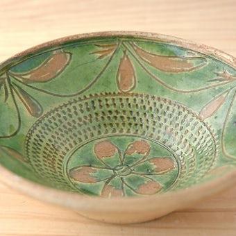 スウェーデンで見つけた陶器の薬味入れの商品写真