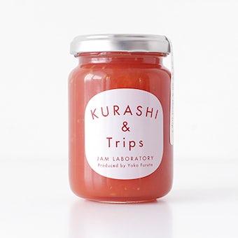 特別栽培トマトのスイーツジャムの商品写真