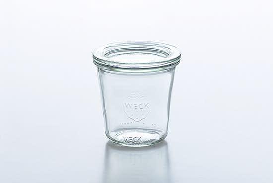 WECK/ウェック/キャニスター/モルドシェイプ(250ml)の商品写真