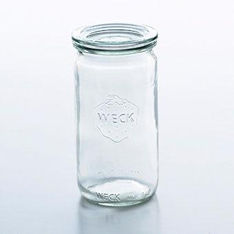 WECK/ウェック/キャニスター/ストレート(340ml)の商品写真
