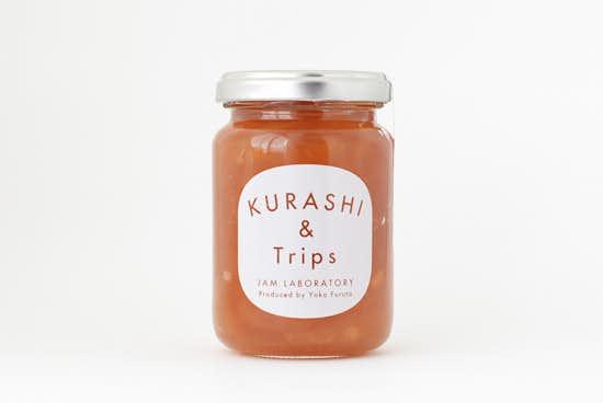 【入荷未定】カラメルりんごジャム シナモン風味の商品写真