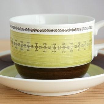RORSTRAND/ロールストランド/MILANO/ミラノ/ティーカップ&ソーサーの商品写真