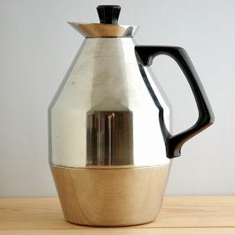 スウェーデン製/Sigvard Bernadotteデザイン/ステンレス魔法瓶の商品写真