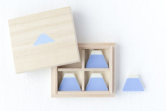 クラスカ/富士山の箸置きの商品写真