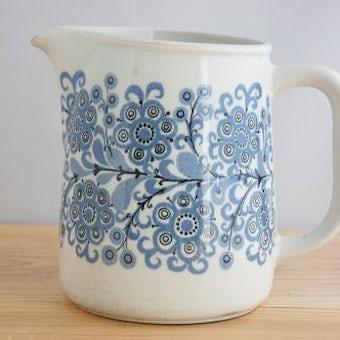 ARABIA/アラビア/カイ・フランク/Flower jug/フラワージャグ(ピッチャー)の商品写真