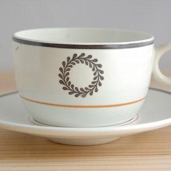 GUSTAVSBERG/グスタフスベリ/CONSUL/ティーカップ&ソーサーの商品写真