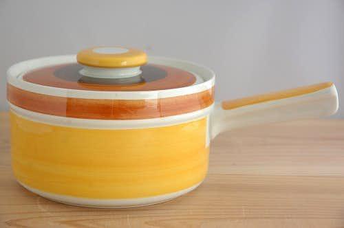 RORSTRAND/ロールストランド/FOKUS/陶器の片手鍋の商品写真