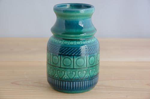 Upsala Ekeby/ウプサラ・エクビイ/陶器の花瓶の商品写真