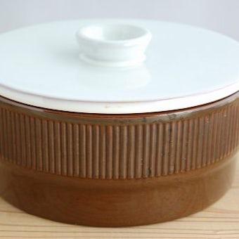 Upsala Ekeby/ウプサラ・エクビイ/陶器のキャセロールの商品写真