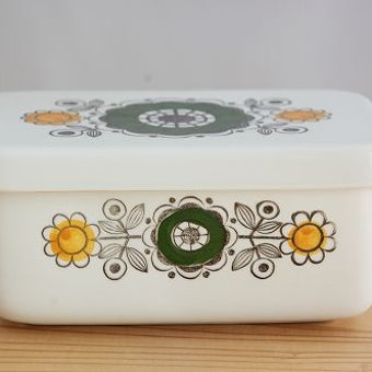 RORSTRAND/ロールストランド/PRIMOR/陶器のバターケースの商品写真
