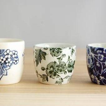 フィンランドで見つけた可愛いエッグカップ3個セットの商品写真