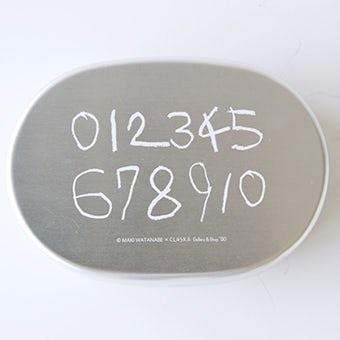 【取り扱い終了】CLASKA/クラスカ/アルミのお弁当箱(大)の商品写真