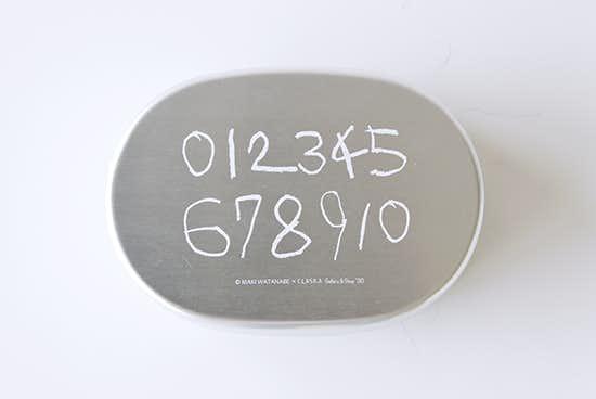 CLASKA/クラスカ/アルミのお弁当箱(大)の商品写真