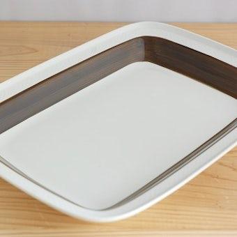 RORSTRAND/ロールストランド/FORMA/スクエアプレート(深皿)の商品写真