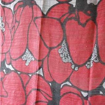 スウェーデンで見つけたカーテンの商品写真