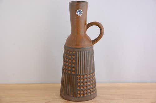 Upsala Ekeby/ウプサラエクビイ/陶器の一輪挿しの商品写真