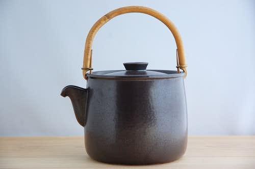 GUSTAVSBERG/グスタフスベリ/リンドベリ/TERMA/テルマ/陶器のティーポット(ケトル)の商品写真