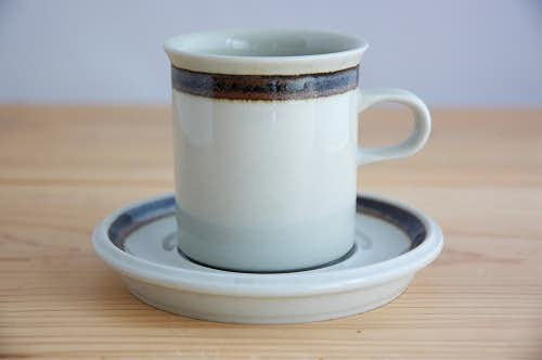 ARABIA/アラビア/コーヒーカップ&ソーサーの商品写真