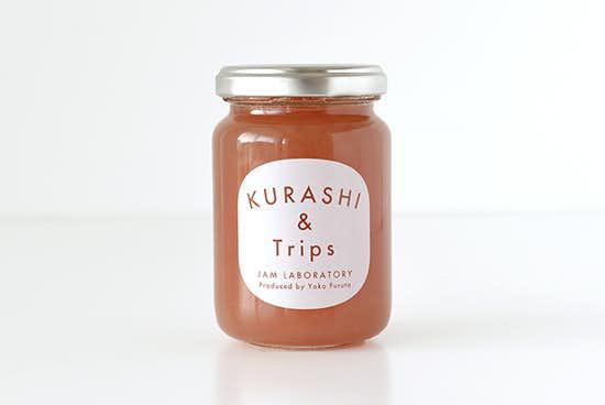 【入荷未定】紅玉りんごジャム ラム酒仕立ての商品写真