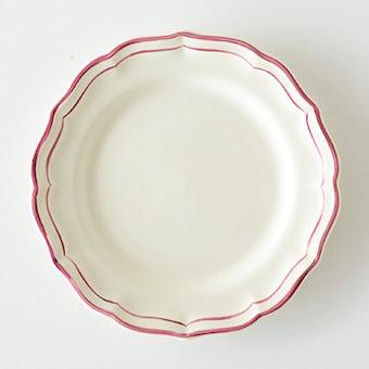 【在庫限り取扱い終了】ジアン/フィレローズ/デザートプレート(径23cm)の商品写真