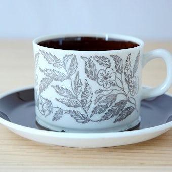 Gefle/ゲフル/FONTANA/フォンタナ/コーヒーカップ&ソーサーの商品写真