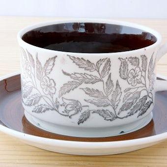 Gefle/ゲフル/FONTANA/フォンタナ/ティーカップ&ソーサーの商品写真