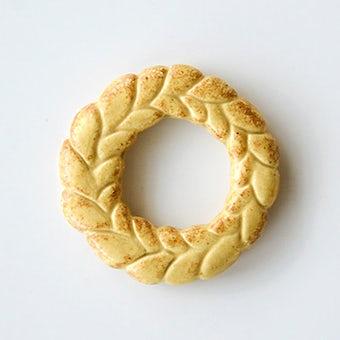 よしおかれい/パンのマグネット/リースの商品写真