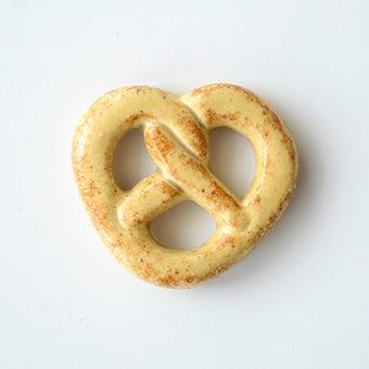 よしおかれい/パンのマグネット/プレッツェルの商品写真