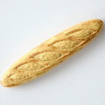 よしおかれい/パンのマグネット/フランスパンの商品写真