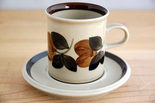 ARABIA/アラビア/RUIJA/コーヒーカップ&ソーサーの商品写真