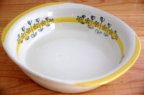 Upsala Ekeby/ウプサラエクビイ/HJARTER/深皿(サービスプレート)の商品写真