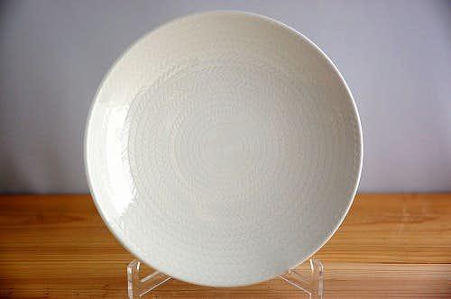 RORSTRAND/ロールストランド/Bla Eld/ディナープレート(ホワイト)の商品写真
