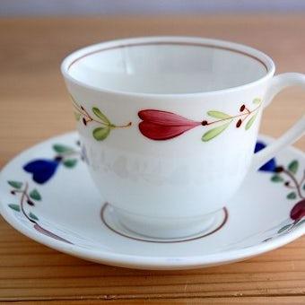 GUSTAVSBERG/グスタフスベリ/リンドベリ/RANKA/コーヒーカップ&ソーサーの商品写真